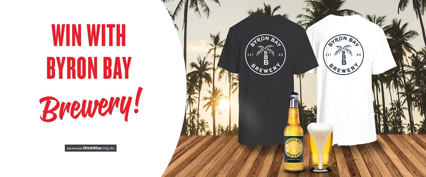 Byron Bay Lager Competition