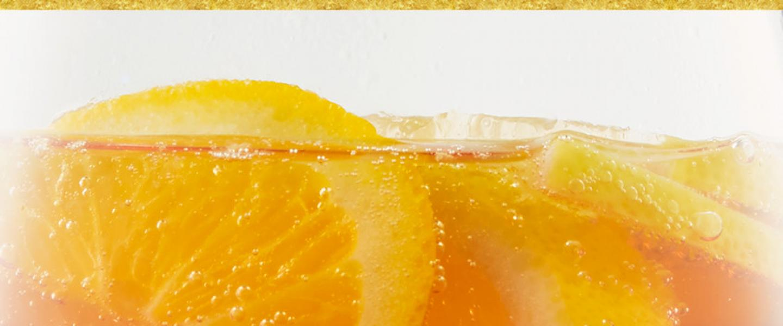 Yellowglen Summer Soiree Cocktail with oranges